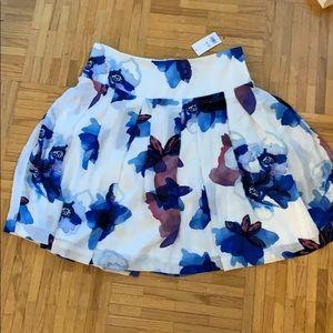 Banana republic colorful skirt